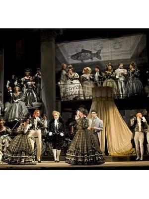 英国ロイヤル・オペラ・ハウス シネマシーズン 2016/17 ロイヤル・オペラ「ホフマン物語」