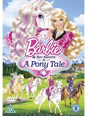 バービーと伝説の馬