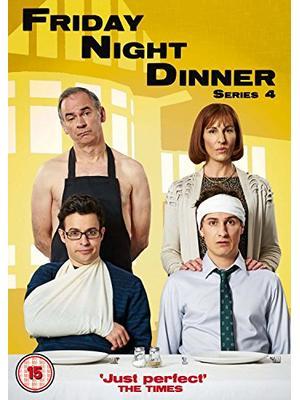 Friday Night Dinner Season4(原題)