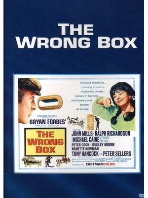 The Wrong Box(原題)