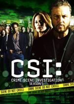 CSI:科学捜査班 シーズン5