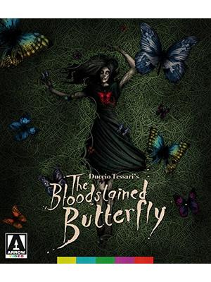 The Bloodstained Butterfly(英題)