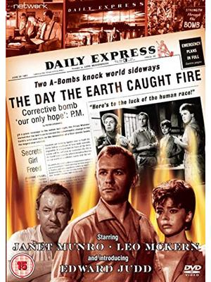 The Day the Earth Caught Fire(原題)