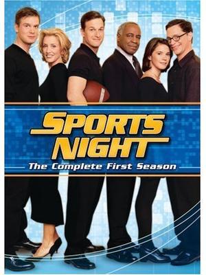 Sports Night Season1(原題)