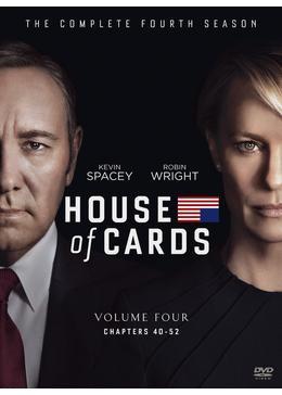 ハウス・オブ・カード 野望の階段 シーズン 4