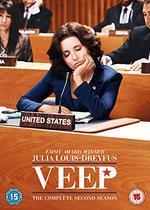 Veep/ヴィープ シーズン2