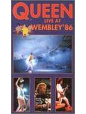 ラスト・ツアー クイーン1986 Live at Wembley Stadium