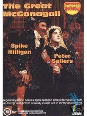 The Great McGonagall(原題)