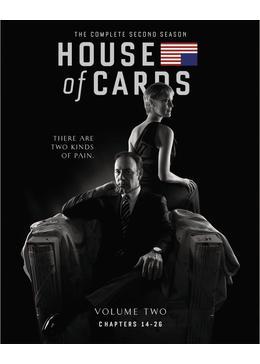 ハウス・オブ・カード 野望の階段 シーズン 2