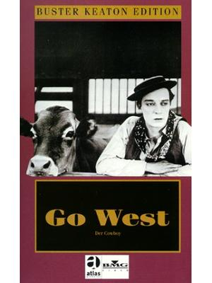 キートンの西部成金/キートンのゴー・ウェスト!
