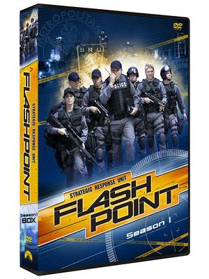 フラッシュポイント -特殊機動隊SRU-  シーズン1