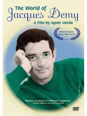 The World Of Jacques Demy(英題)