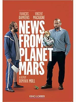 News from Planet Mars(英題)