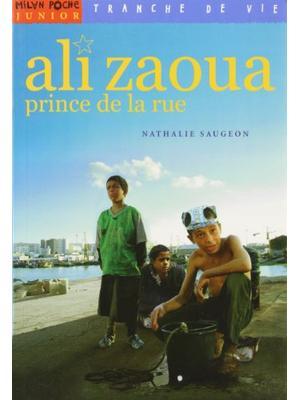 Ali Zaoua, prince de la rue(原題)