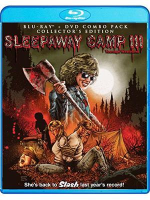 Sleepaway Camp III: Teenage Wasteland(原題)