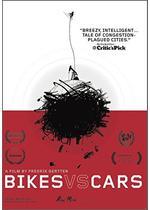 Bikes vs Cars 車社会から自転車社会へ