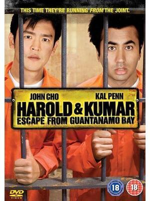 Harold & Kumar Escape from Guantanamo Bay(原題)