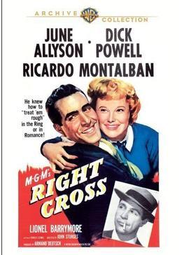 Right Cross(原題)