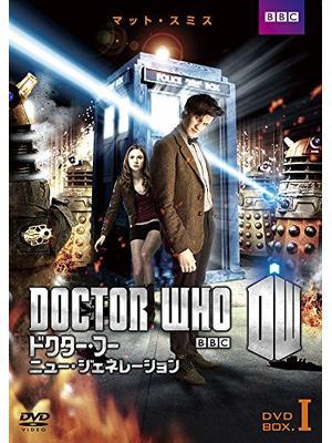 ドクター・フー シーズン5/ニュー・ジェネレーション