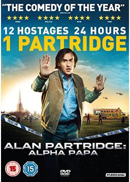 Alan Partridge: Alpha Papa(原題)