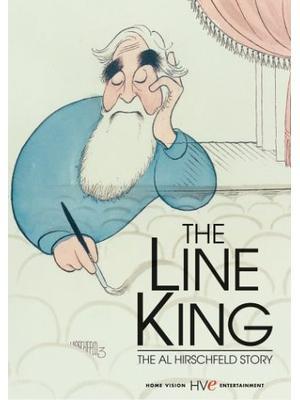 The Line King: The Al Hirschfeld Story(原題)