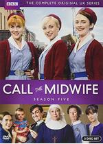 Call the Midwife Season5(原題)