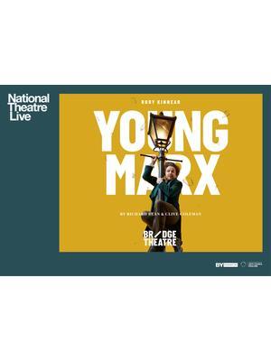 ナショナル・シアター・ライヴ 2018 「ヤング・マルクス」