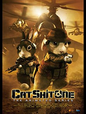 CAT SHIT ONE -THE ANIMATED SERIES-