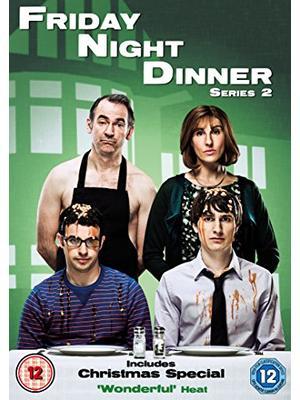 Friday Night Dinner Season2(原題)