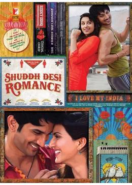 Shuddh Desi Romance(原題)