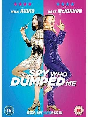 The Spy Who Dumped Me(原題)