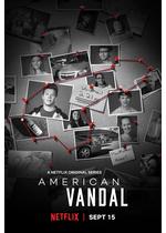 アメリカを荒らす者たち シーズン1/ハノーバー高校 落書き事件簿 シーズン1