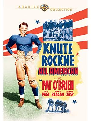 Knute Rockne All American(原題)
