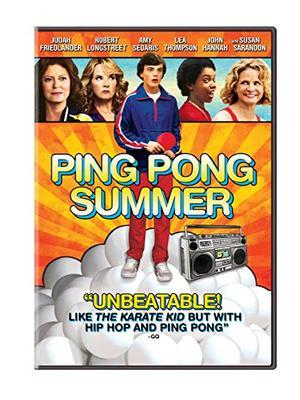 Ping Pong Summer(原題)