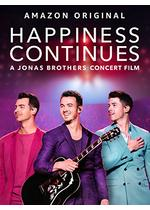 ハピネスは続く:ジョナス・ブラザーズ コンサート