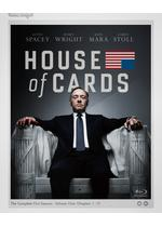 ハウス・オブ・カード 野望の階段 シーズン 1