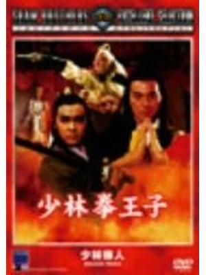 少林拳王子