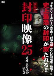 劇場版 封印映像25 天井裏の呪念