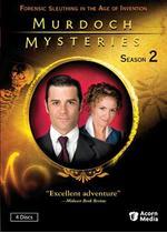 マードック・ミステリー 刑事マードックの捜査ファイル シーズン2