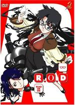 R.O.D -READ OR DIE-