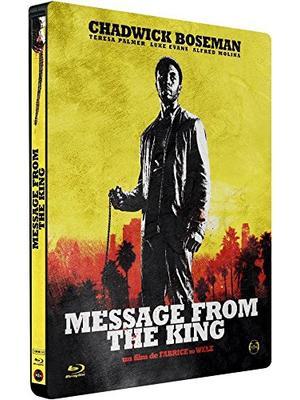 キングのメッセージ