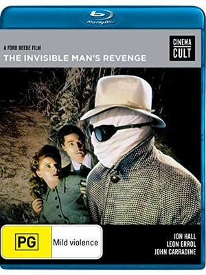 The Invisible Man's Revenge(原題)
