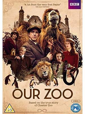 チェスター動物園をつくろう