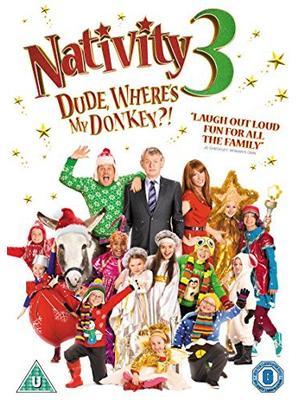 Nativity 3: Dude, Where's My Donkey?!(原題)