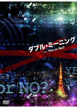 アンフェア the special 『ダブル・ミーニング~Yes or No?』