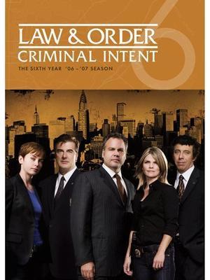 LAW & ORDER: 犯罪心理捜査班 シーズン6