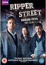 リッパー・ストリート シーズン5