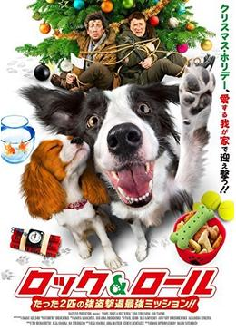 ロック&ロール たった2匹の強盗撃退最強ミッション!!