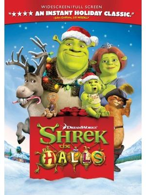 シュレックの愉快なクリスマス