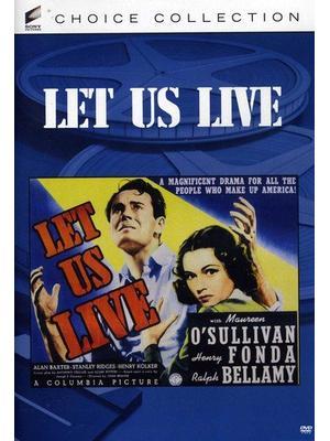 Let Us Live(原題)